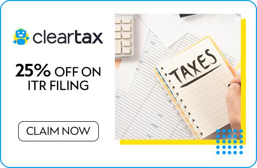 Clear Tax ITR